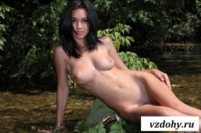 Молодая актриса заблудилась в лесу