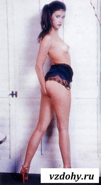 Эротичные фотки из жизни Деми Мур