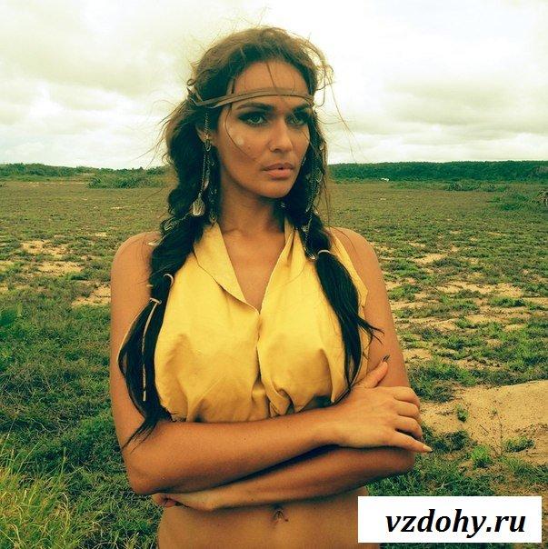 Знаменитая суперски сексуальная Алена Водонаева