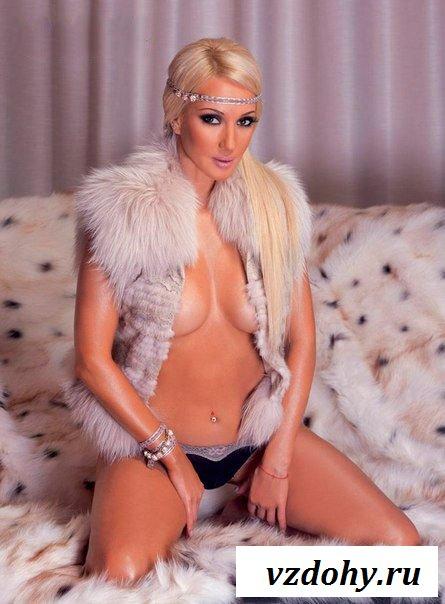 Сладкая голая блондинка Лера Кудрявцева