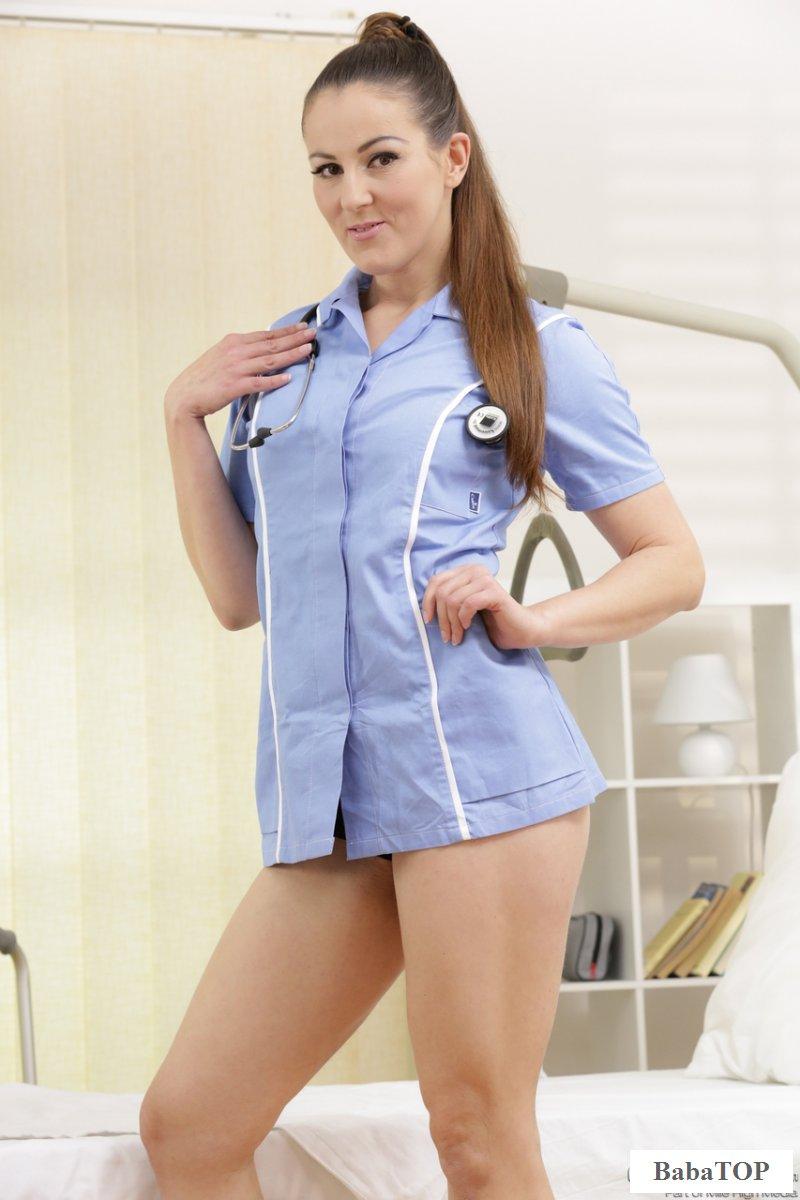 Секс с медработницей в больничной палате